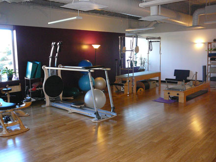 Plaza Wellspring studio